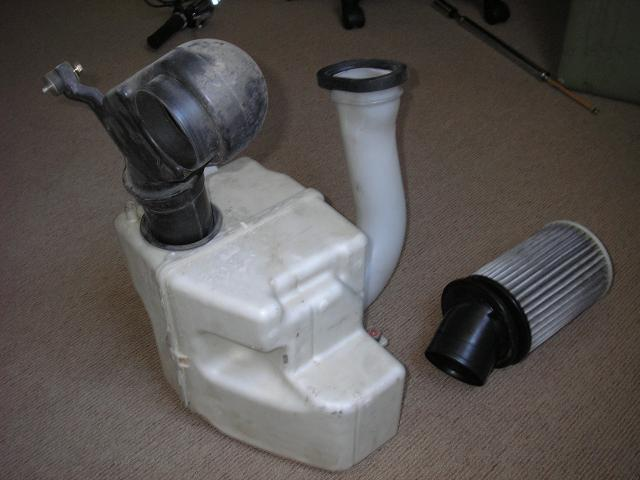Cold Air Intake Diy Dc2 Stealth Intake
