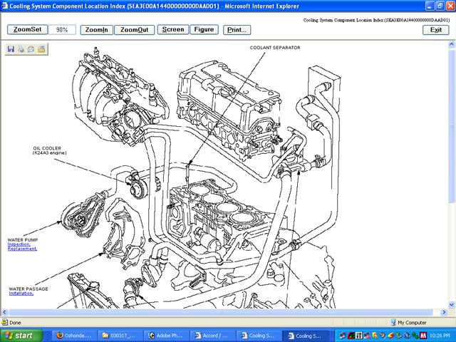 Accord euro workshop manual on cd page 2 crickee even complete engine removal is covered in step by step fashion with step by step diagrams asfbconference2016 Gallery